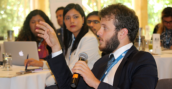 Alumni explore shared challenges and opportunities in Latin America