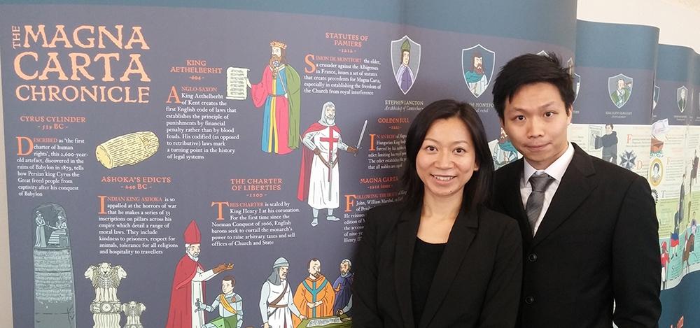 Hong Kong scholar Sandra Tsui reviews the Global Law Summit