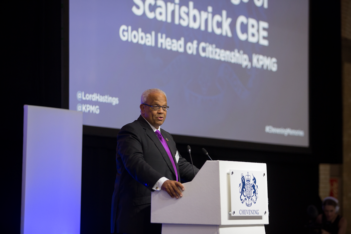 Lord Hastings of Scarisbrick CBE