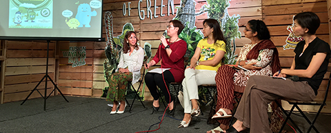Alumni on a Mission to Turn Malaysia Green