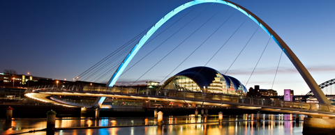 In the spotlight: Newcastle-upon-Tyne