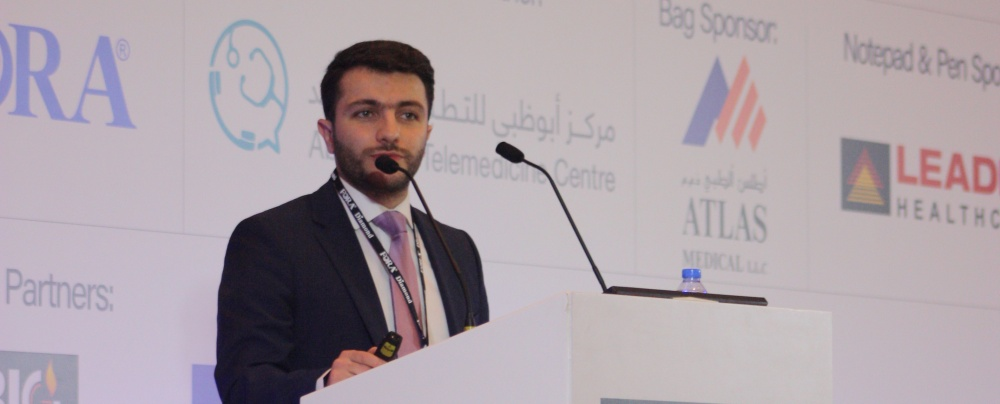Jordanian Scholar advises at the Remote Healthcare in the Middle East summit