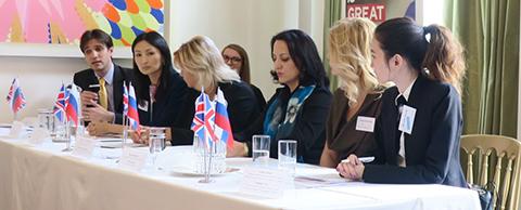 Russian alumni seek sustainable solutions