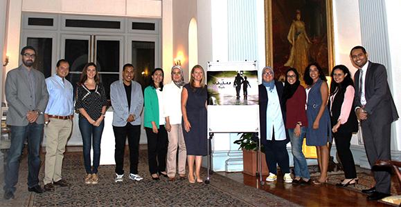 Alumni shine a spotlight on gender equality in Egypt