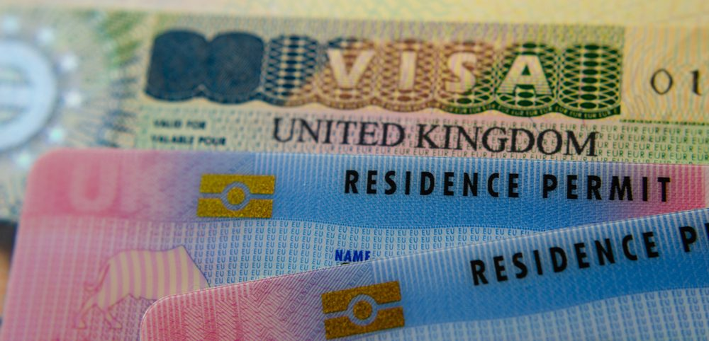 Your biometric residence permit