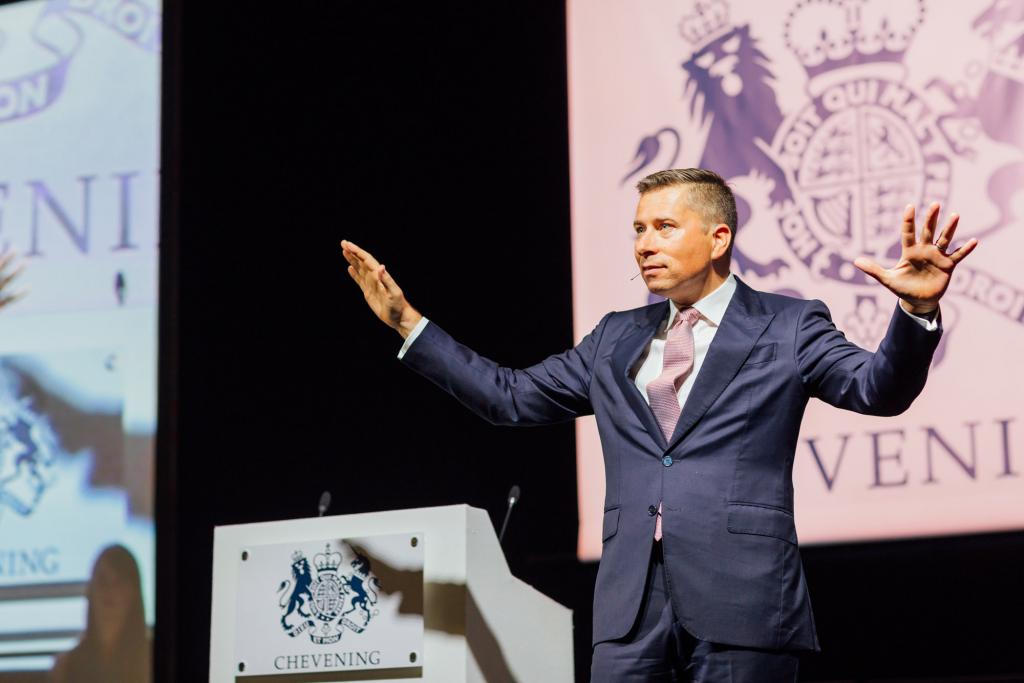 British diplomat Tom Fletcher