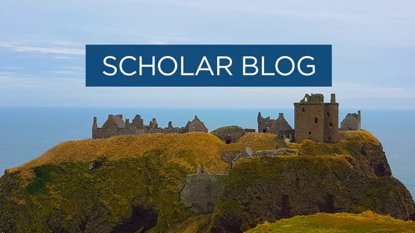 Scholar blog - castles to take you back in time