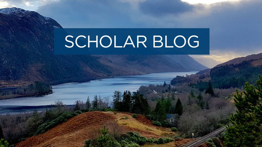 Scholar blog - six amazing vantage points in the UK