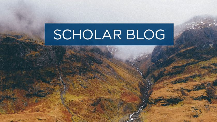 Scholar blog - times I thought I was in Harry Potter