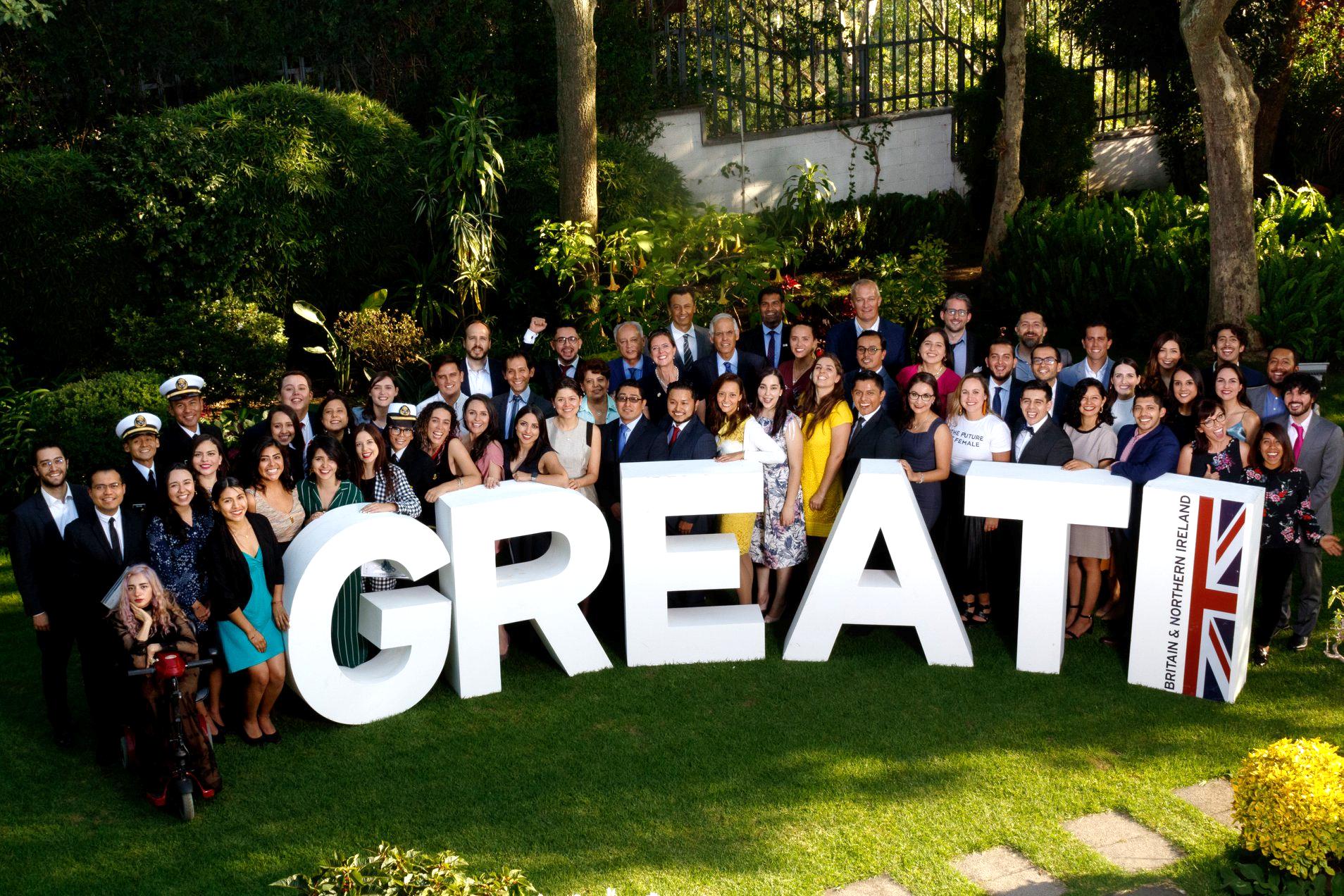 Chevening Alumni in Mexico
