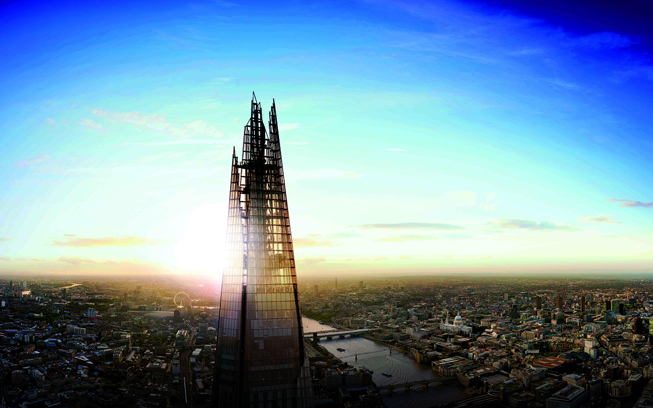 View from the Shard, Open House London