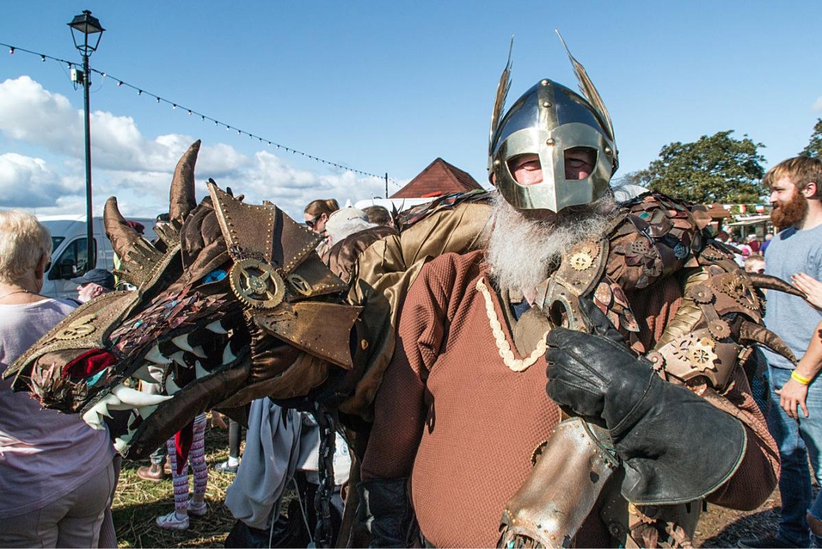 Largs Viking Festival