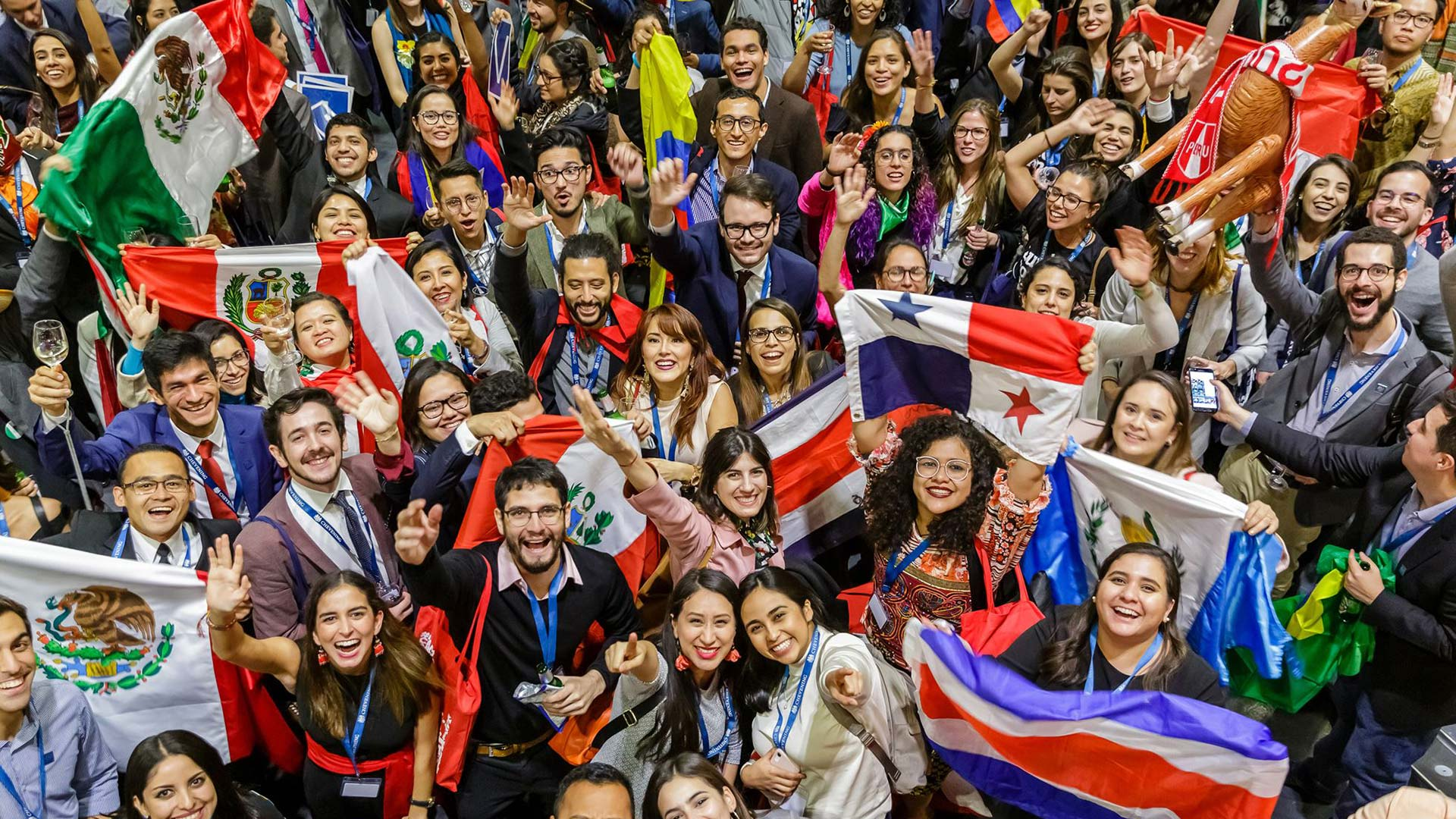 The start of an amazing year: 1,750 scholars meet in London