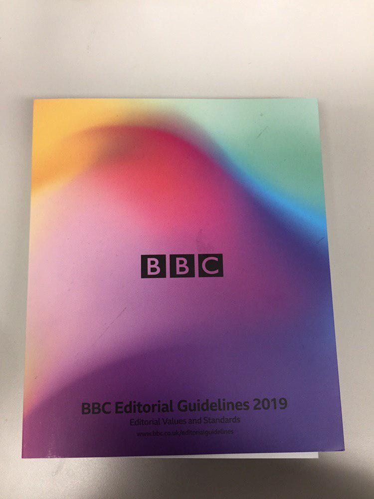 BBC Editorial Guidelines – an ultimate guide to the world's leading journalism