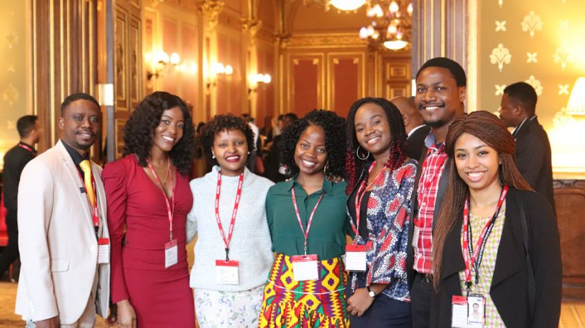 Chevening Scholar at the FCO
