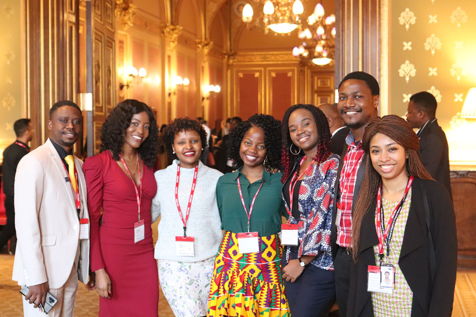 Africa's future leaders connect at the FCO