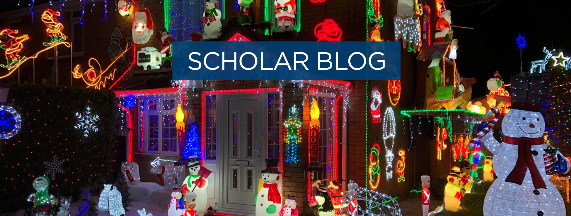 Eight ways I celebrated the holiday season