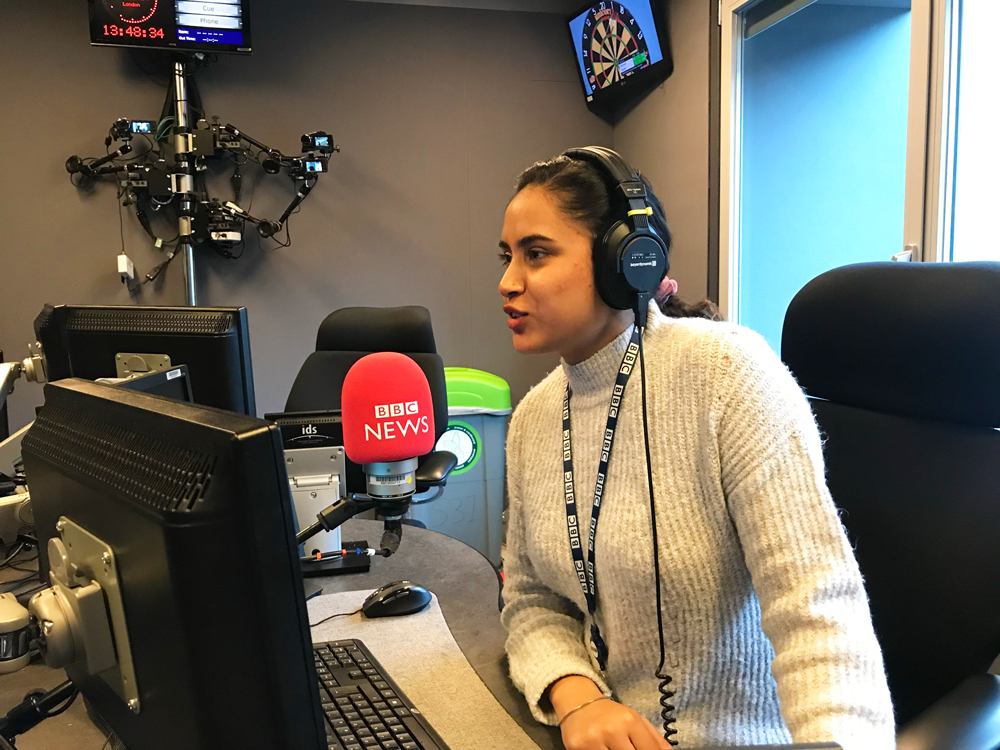 BBC World Service placements