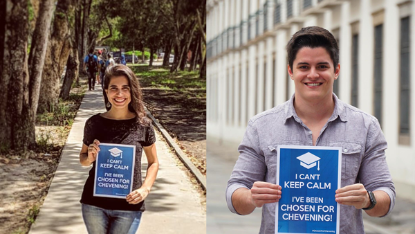 Have you been #ChosenForChevening?