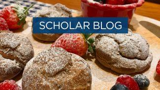 scholar blog