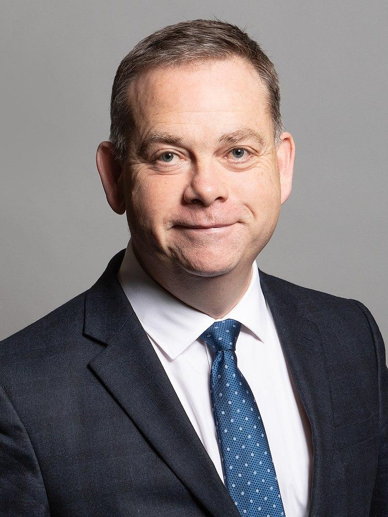 Nigel Adams Minister of State