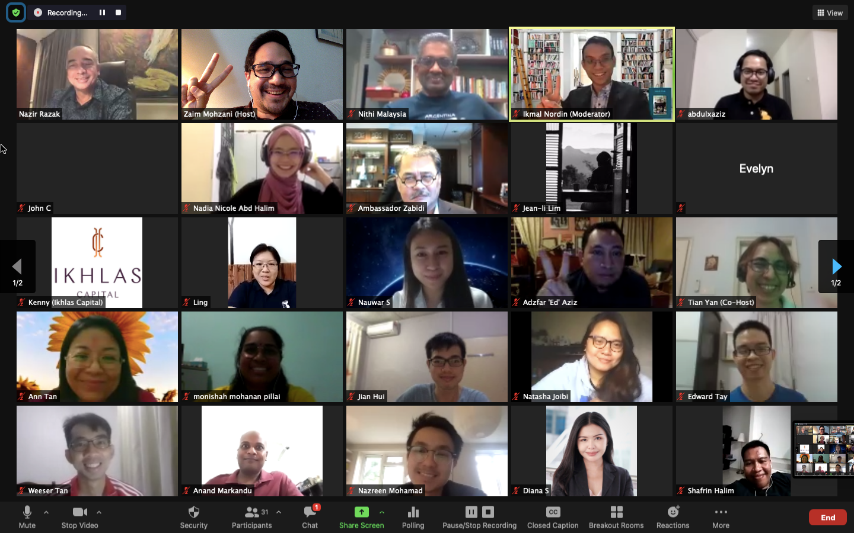 CAMaraderie: Malaysian alumni driving social impact