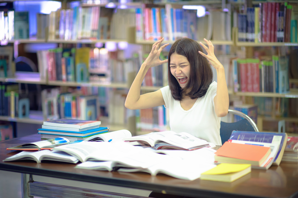 Tips for dealing with exam and assessment pressure