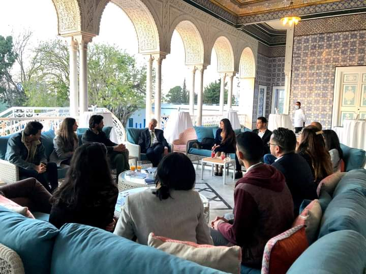 How Tunisian Cheveners inspire young leaders