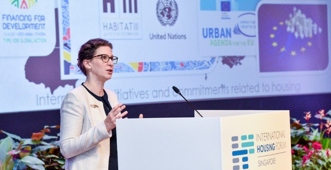 The housing sector – a global perspective